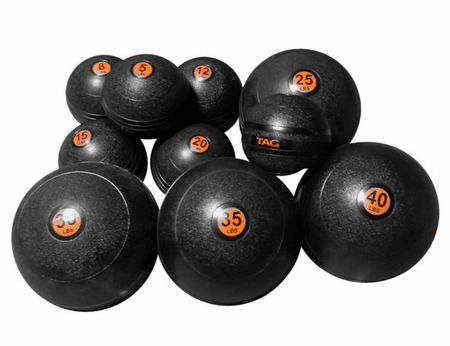 Tag Fitness Slam Ball Set