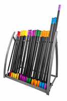 Troy Weighted Bar Set W/Rack $1,999.00
