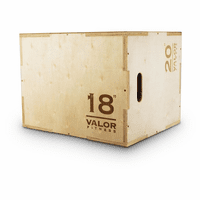 Valor PBX-B Wooden Plyo Box $169.99