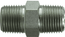 Stainless Steel Pipe Adapters: Male Pipe Hex Nipple, 316SS