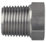 Stainless Steel Pipe Adapters: Pipe Thread Reducer Bushing