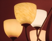 04 Hubbardton Forge Bell Glass Shade