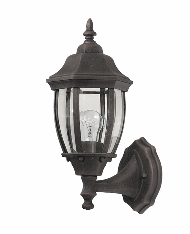 07083-AG Savoy House Lighting Exterior Outdoor Wall Sconce Light