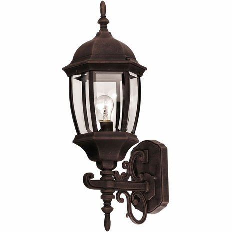 07085-AG Savoy House Lighting Outdoor Exterior Collections Wall Mount Lantern