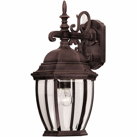 07086-AG Savoy House Lighting Outdoor Exterior Collections Wall Mount Lantern