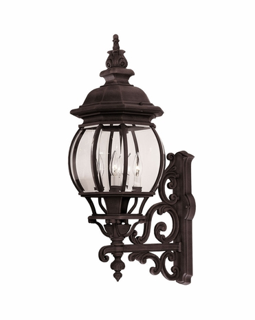 07094-RT Savoy House Lighting Exterior Outdoor Wall Sconce Light