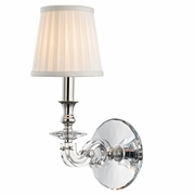 1291 Hudson Valley Lapeer 1 Light Wall Sconce