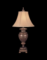 154310ST Fine Art Lamps Villa 1919 33 inch 3 Way 50-100-150W 1 Lt Table Lamp
