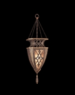 155749ST Fine Art Lamps Villa 1919 48 inch 1 Light Pendant