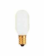 15T-7F House of Troy 15 Watt Candelabra Base Bulb