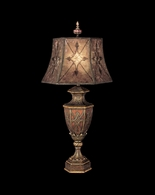 167110ST Fine Art Lamps Villa 1919 37 inch 3 Way 50-100-150W 1 Lt Table Lamp