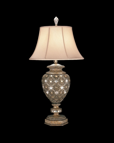 174110ST Fine Art Lamps A Midsummer Nights Dream 37 inch 3 Way 50-100-150W 1 Lt Table Lamp