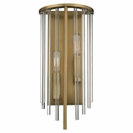 2511 Hudson Valley Lewis 2 Light Wall Sconce