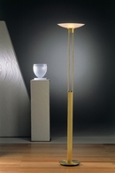 2517-1-P1 Holtkotter Torchiere with Venetian Glass