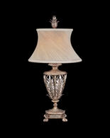 301610ST Fine Art Lamps Winter Palace 33 inch 3 Way 50-100-150W 1 Lt Table Lamp