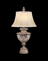 301810ST Fine Art Lamps Winter Palace 37 inch 3 Way 50-100-150W 1 Lt Table Lamp