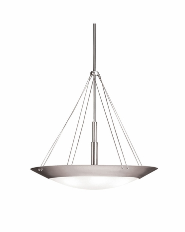 3245NI Kichler Structures 6Lt Inverted Pendant Medium