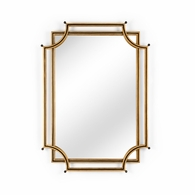 382322 Chelsea House Bradshaw Orrell Gold Frame Bradshaw Orrell Design London Church Mirror