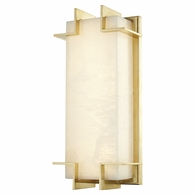 3915 Hudson Valley Delmar Led Wall Sconce