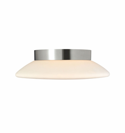 4151 Sonneman Lighting Modernist Wedge Collection 2 Light Surface Mount