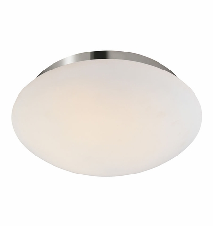 4153 Sonneman Lighting Modernist Mushroom Collection 2 Light Surface Mount