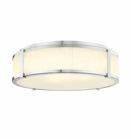 4356 Sonneman Lighting Transitional Roxy Collection 4 Light Surface Mount