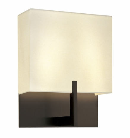 4430 Sonneman Lighting Warm Contemporary Staffa Collection 2 Light Wall Sconce