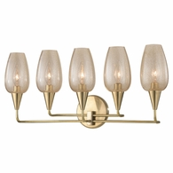 4705 Hudson Valley Longmont 5 Light Wall Sconce