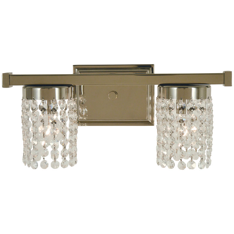 4742 Framburg Gemini 2 Light Bath and Sconce