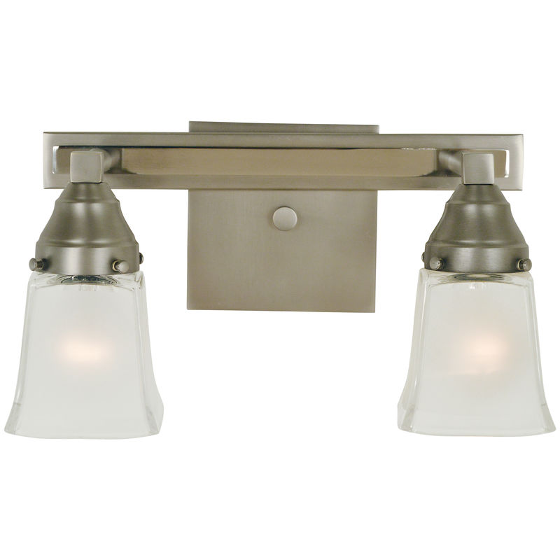 4772 Framburg Mercer 2 Light Bath and Sconce