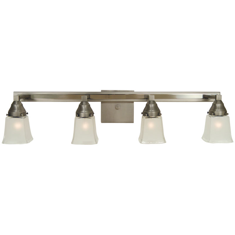 4774 Framburg Mercer 4 Light Bath and Sconce