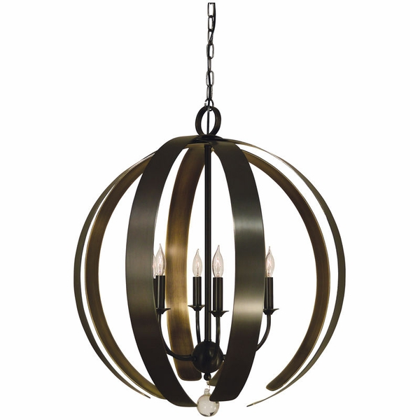 4779 Framburg Venus 6 Light Foyer Chandelier