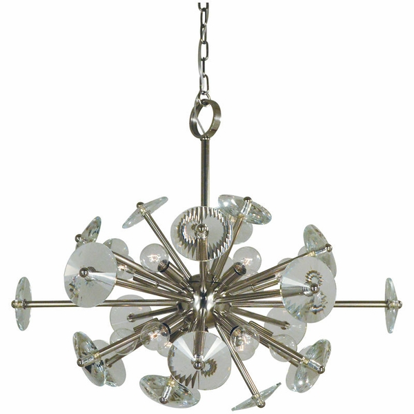 4817 Framburg Apogee 12 Light Chandelier