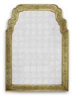 492092-GEG-GES Jonathan Charles Versailles Gold Eglomise Mirror