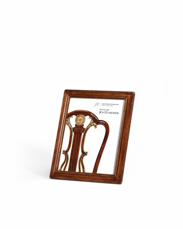 """493333 Jonathan Charles Country Farmhouse Concave Moulding Picture Frame (8""""x10"""") Package of Six Only"""