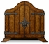493581-CWD Jonathan Charles Country Farmhouse Walnut With Heavily Patinated Brass Fittings Humidor