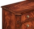 494197 Jonathan Charles Special Order Chippendale Style Chest of Drawers