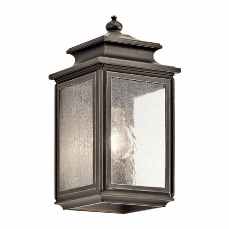49501OZ Kichler Traditional - Small Outdoor Wall 1Lt