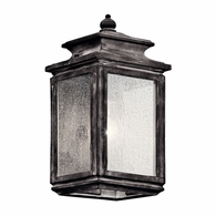 49501WZC Kichler Traditional - Small Outdoor Wall 1Lt