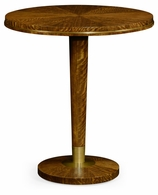 """495177-36D-BT-DLF Jonathan Charles Fine Furniture JC Modern - Cosmo 36"""" Round Cosmo Bar Table"""