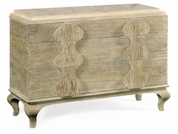 495320-LMA Jonathan Charles Fine Furniture JC Edited - Artisan Limed Acacia Chest Of Drawers