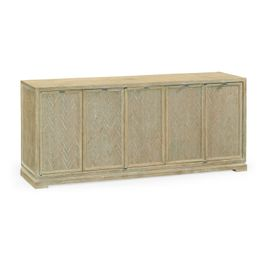 495337-LMA Jonathan Charles Contemporary/Modern JC Modern - Alexander Julian Collection Chameleon Credenza