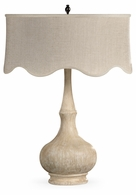 495354-LMA Jonathan Charles Fine Furniture JC Edited - Artisan Limed Acacia Table Lamp
