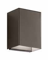 49550AZLED Kichler Contemporary - Small Indoor/Outdoor Wall 1Lt LED