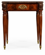 495568-MAH Jonathan Charles Buckingham Square End Table With Drawer