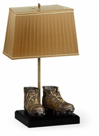 495841-BBA Jonathan Charles Curated Football Shoe Lamp