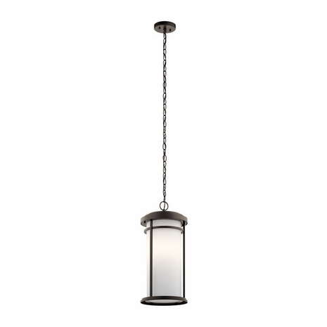 49689OZ Kichler Transitional Outdoor Hanging Pendant 1Lt
