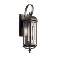 49709OZ Kichler Traditional - Small Outdoor Wall 2Lt