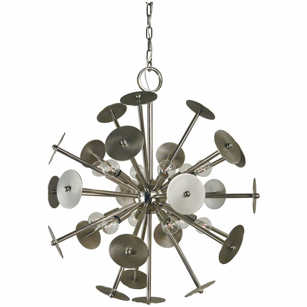 4976 Framburg Apogee 12 Light Chandelie