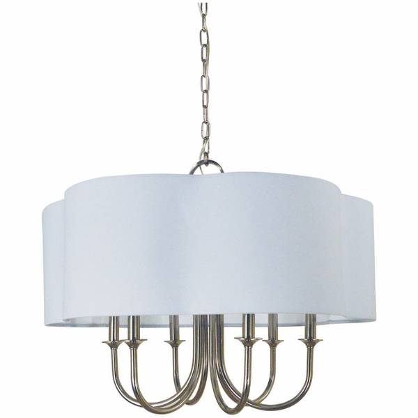 4990 Framburg Desire 6 Light Chandelie
